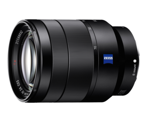 Product Image - Sony Vario-Tessar T* FE 24-70mm f/4 ZA OSS Full-frame E-mount Zoom Lens