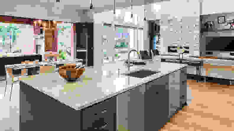 Earthy-kitchen-color