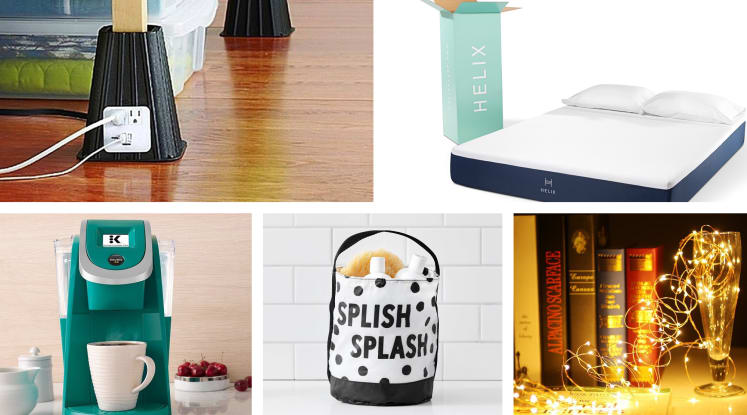 24 things you absolutely need in your dorm room freshman year - Reviewed