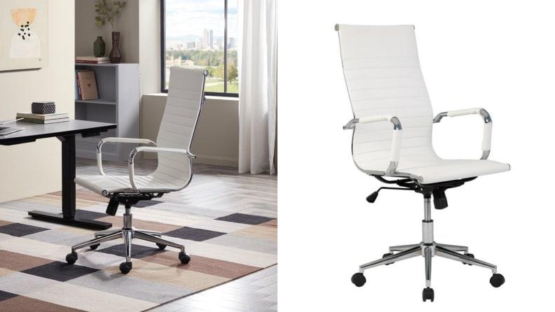 Halverson ergonomic mesh task desk chair