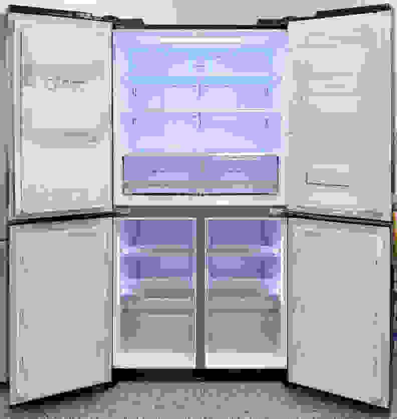 LG LPXS30866D Interior