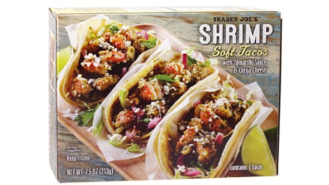 The worst food from Trader Joe's