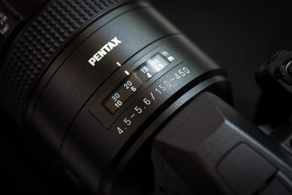 This lens's focus preset system is unique and we were impressed with the added functionality.