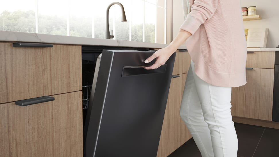 A Bosch 800 series dishwasher tops Reviewed's best dishwasher deals for Black Friday.