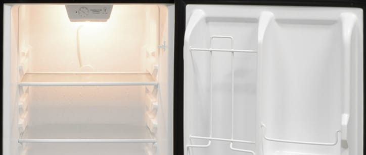 Magic Chef MCBR415S Review - Reviewed Refrigerators on magic chef small fridge, older whirlpool refrigerator schematic, magic chef wall oven parts, frigidaire ice maker schematic,