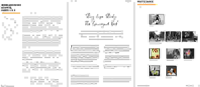 MasterClass workbook examples