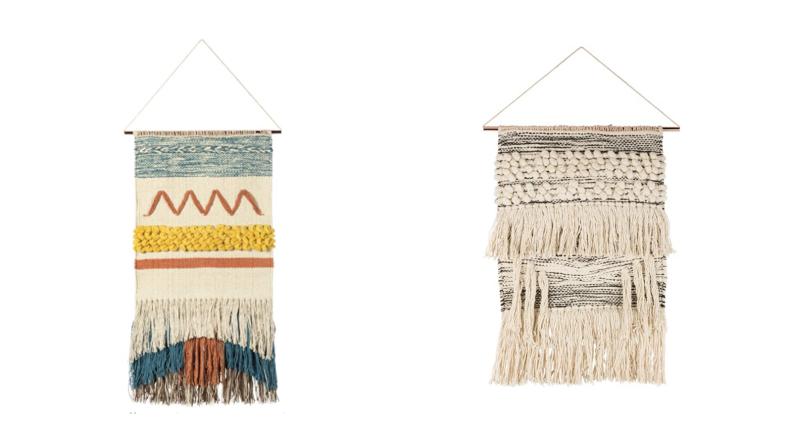 Cotton weavings.