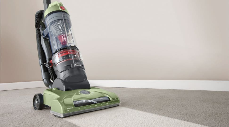 With this vacuum you'll be ready for national cleaning week.