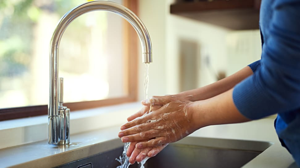 Should you use dish soap on your hands all the time?