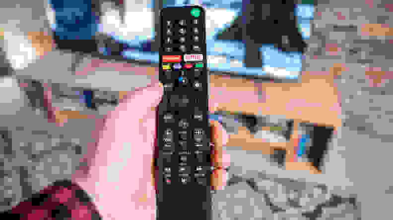 Sony X900H Remote Control