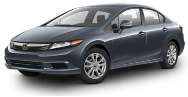 Product Image - 2012 Honda Civic Sedan EX-L