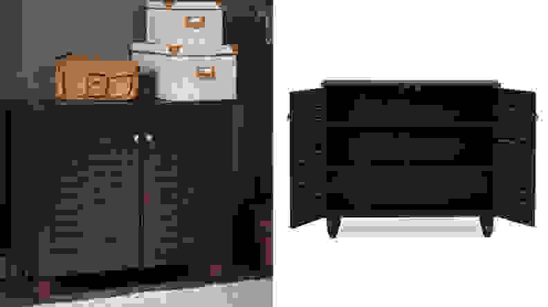 Baxton Studio Storage Cabinet