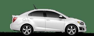 Product Image - 2013 Chevrolet Sonic Sedan LTZ Manual