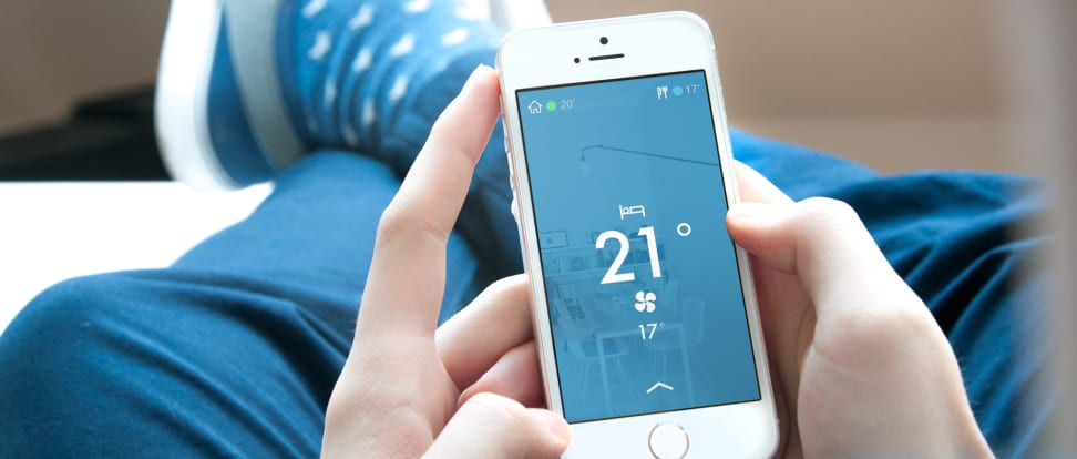 Tado's smart air conditioning device