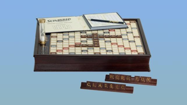 Winning Solutions Scrabble Deluxe
