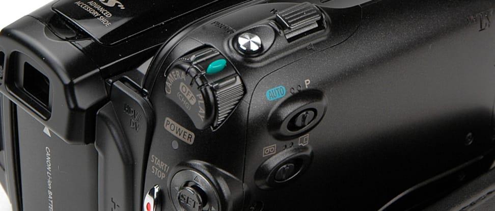 Product Image - Canon Vixia HV40