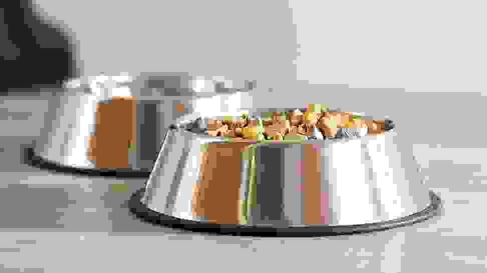 AmazonBasics Dog Bowls