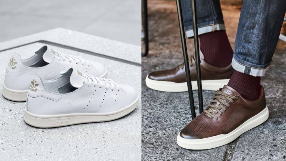 8 casual men's sneakers you can wear every day