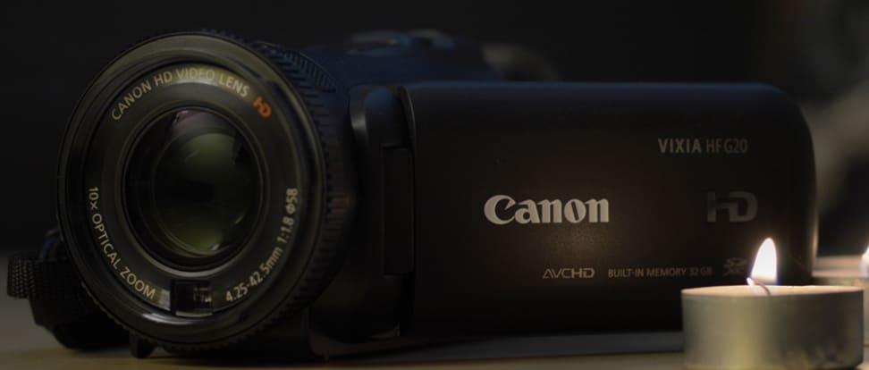 Product Image - Canon Vixia HF G20
