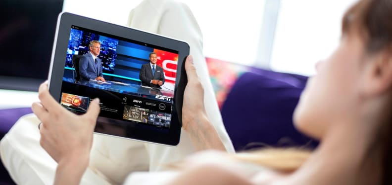 Mobile viewing