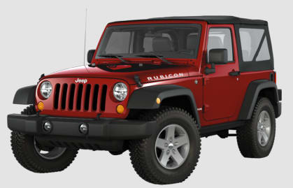 Product Image - 2012 Jeep Wrangler Rubicon