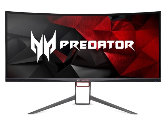 Product Image - Acer Predator X34P