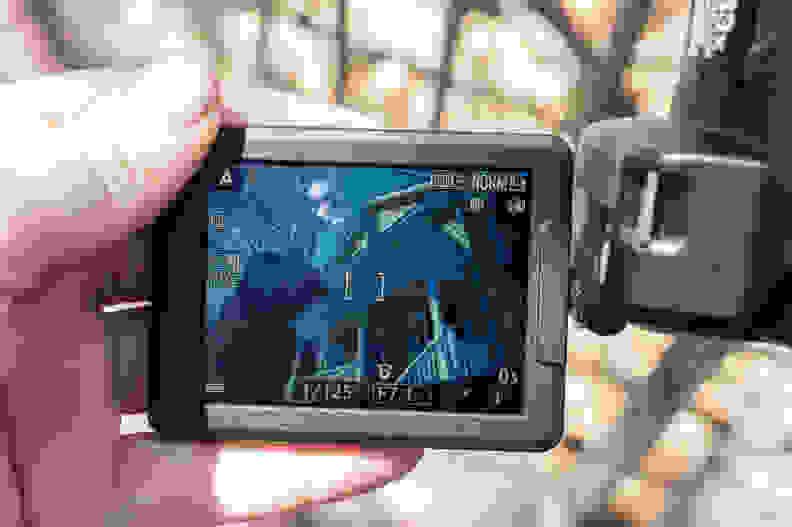 Nikon Coolpix P900 LCD
