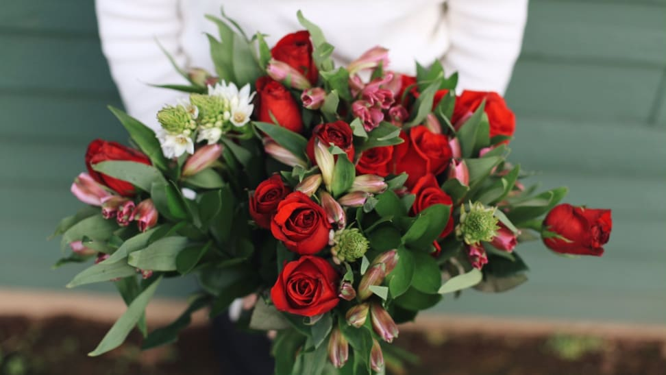 Find the perfect flower option for your Valentine.