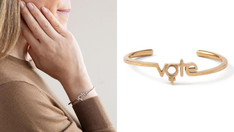 Vote Bracelet