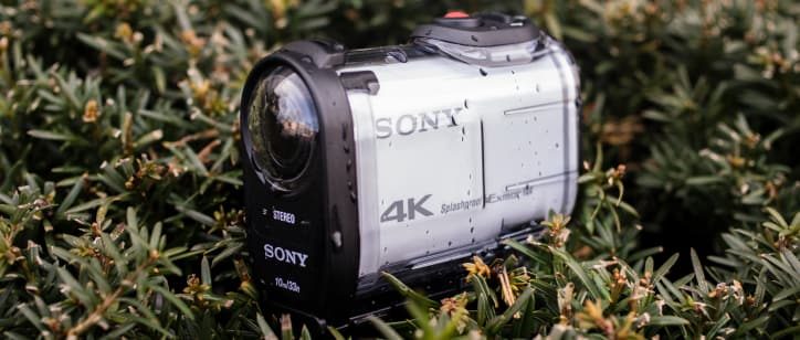 Sony Action Cam Fdr X1000v Review Reviewedcom Camcorders