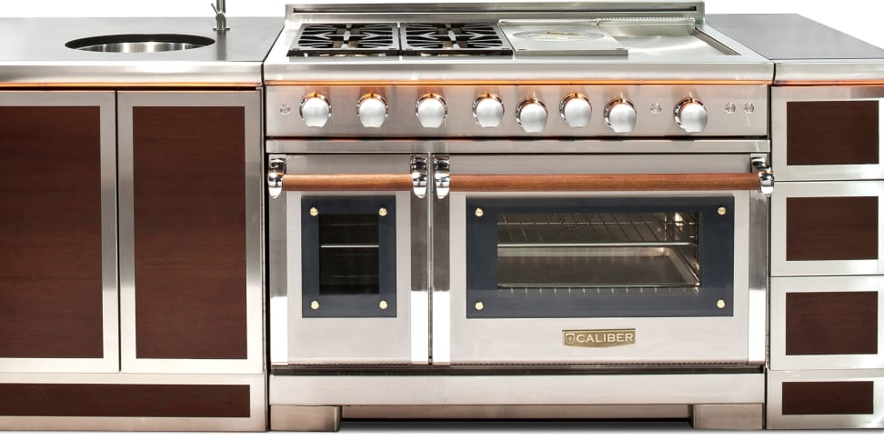 Caliber Goes Indoors—and Upmarket - Reviewed Ovens
