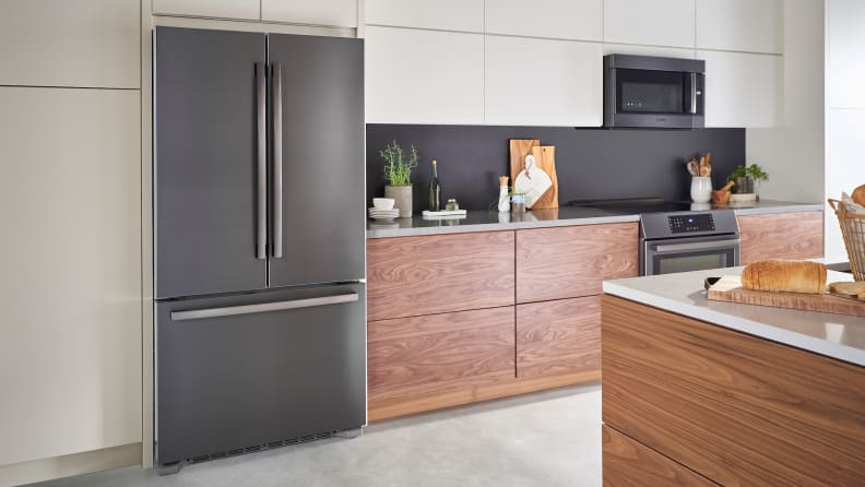 Bosch-black-stainless-French-door