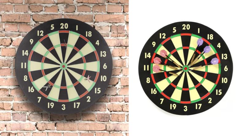 wayfair dart board