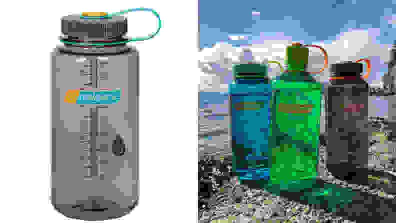Water bottle available on Amazon