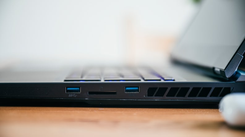 MSI GE76 Raider Laptop Review: speedy and expensive