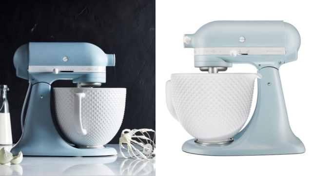 Kitchenaid S Stand Mixer Rocks A New Color Misty Blue Reviewed Cooking