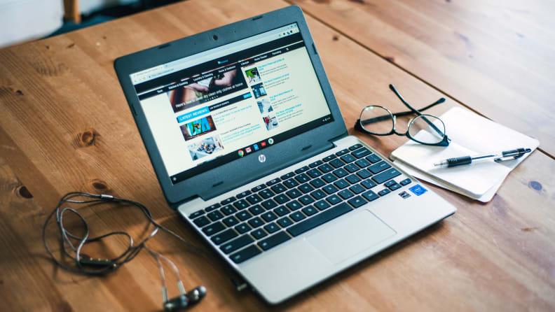 HP Chromebook 11-v031nr