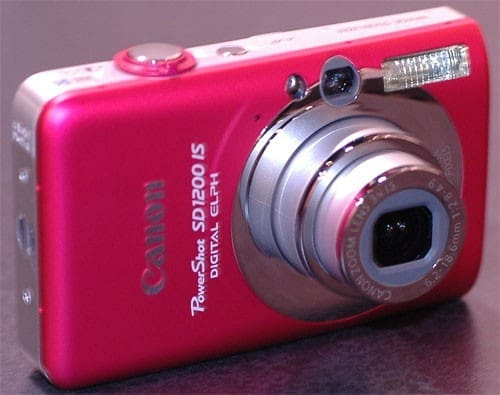 Product Image - Canon PowerShot SD1200 IS