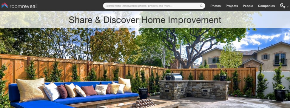 There's a social network for everything—even interior design. Meet RoomReveal.com.