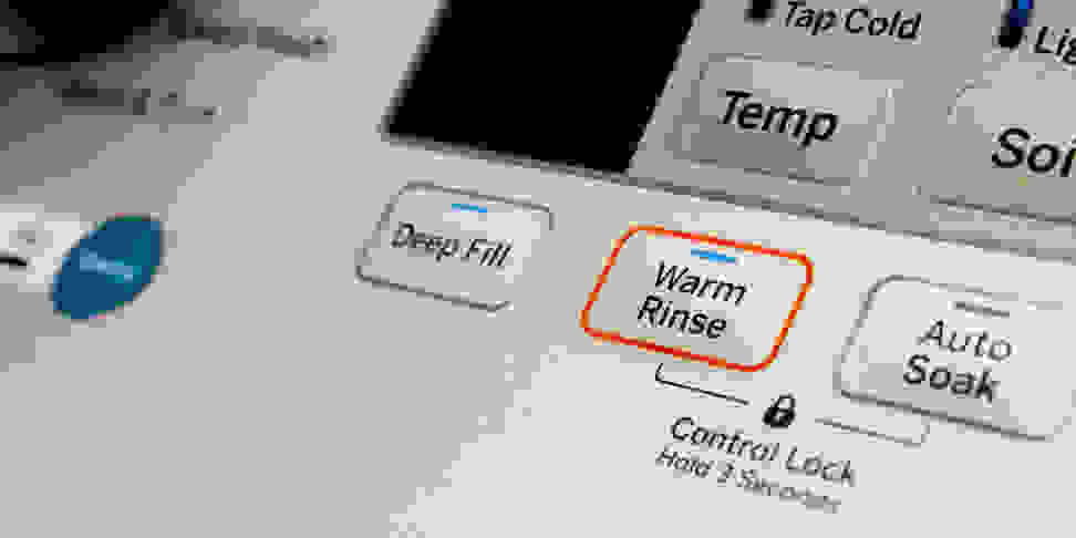 Warm_rinse