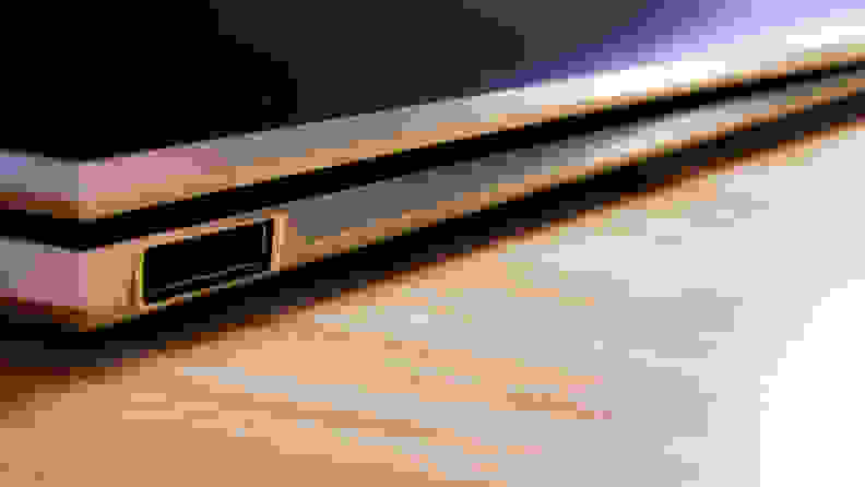 HP Spectre x360 14t (2020) Ports