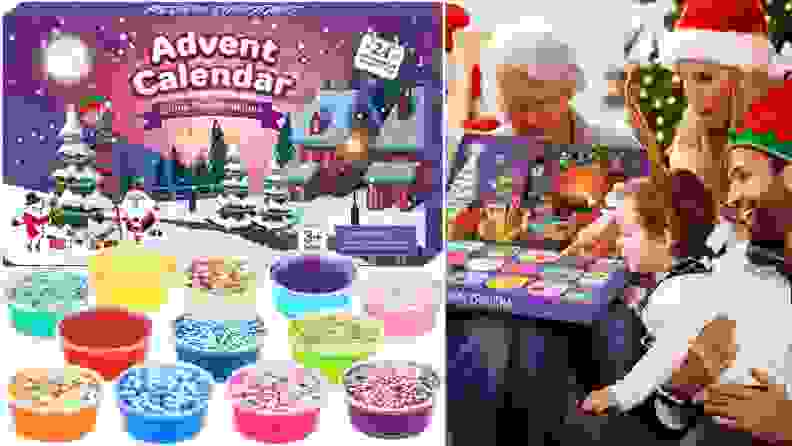 Elover slime advent calendar
