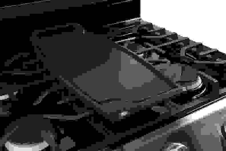 LG LRG4115ST Griddle