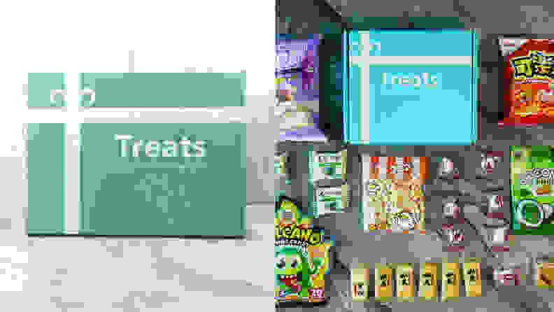 Treats World Snack Box