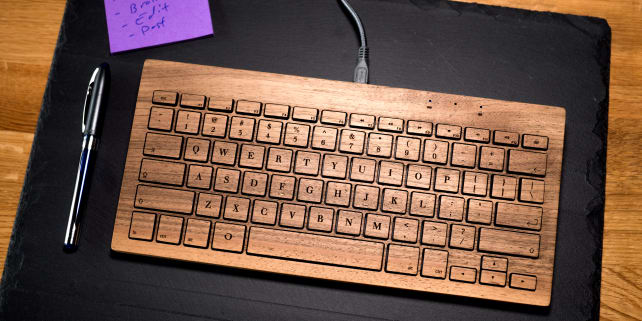 Keyboard w/ Note