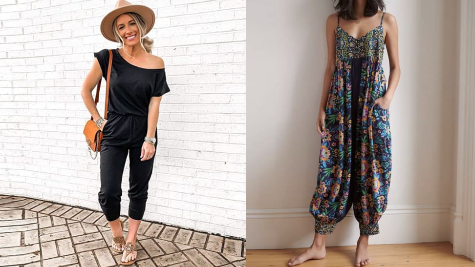 Spring jumpsuits