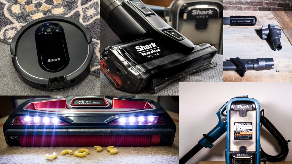 The Best Shark Vacuums