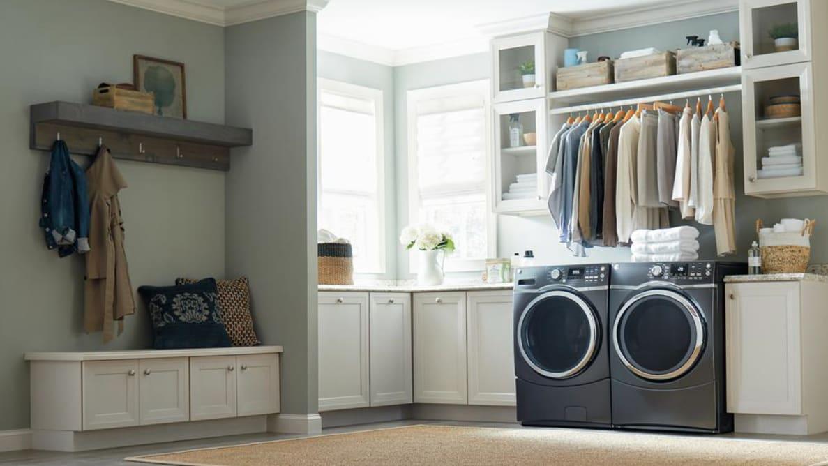 GE GFW450SPMDG washing machine review