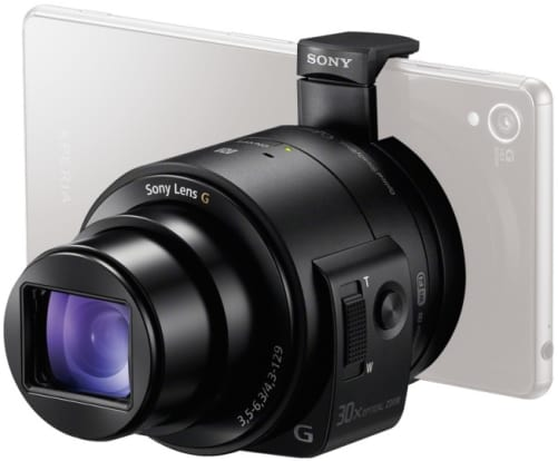 Product Image - Sony Cyber-shot DSC-QX30
