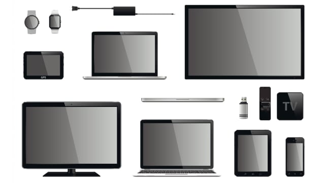 Computers and tech accessories